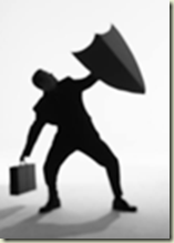 self-protection - Image from Microsoft Clipart