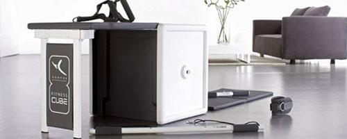 le fitness cube de d cathlon parce que qui va la salle de sport sodandy. Black Bedroom Furniture Sets. Home Design Ideas