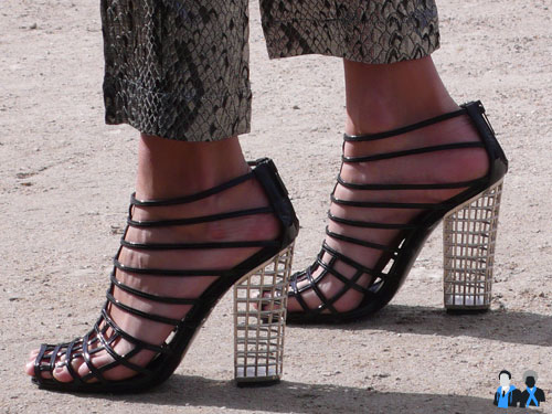 yes saint laurent shoes