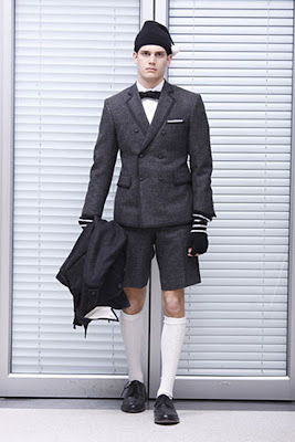 Thom Browne men Fall 2009
