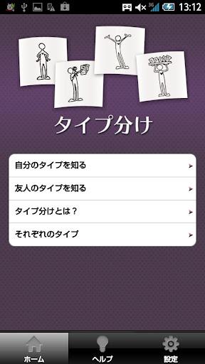Communication Type Inventory