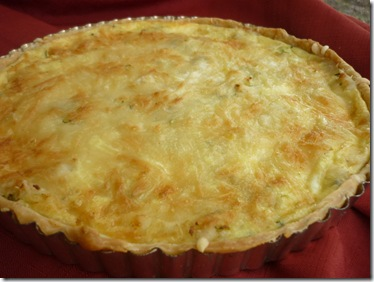 crab and zucchini quiche 005