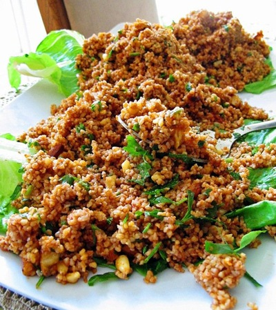 Bulgar salad (Paula)
