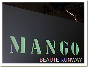 Mango Spring Summer Collection at Audi Fashion Festival