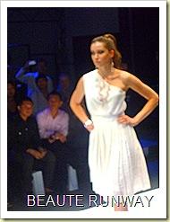 Swarovski at Audi Fashion Festival Jayson Brunsdon Dress 07