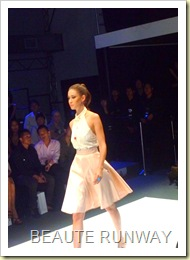 Swarovski at Audi Fashion Festival Jayson Brunsdon Dress 17
