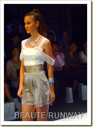 Swarovski at Audi Fashion Festival Jayson Brunsdon Dress 21