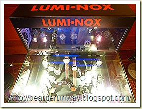 luminox  basel watch collection beaute runwa