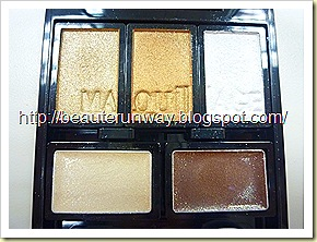 maquillage 3d eyes pring 2010