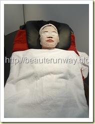 white glove mask