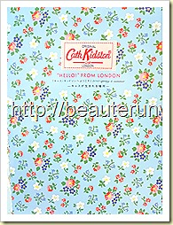 cath kidston spring summer 2010 hello from London e-mook