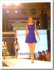 karen millen spring summer fashion show 4