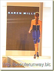 karen millen spring summer fashion show 2