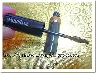 maquillage eyebrow wax