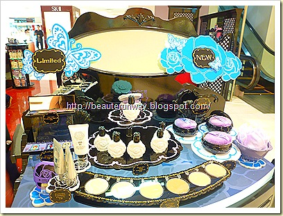 anna sui spring new base makeup