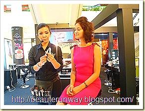 dior ultra addict gloss Make up demo 1
