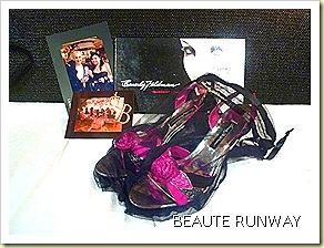 Beverly Feldman Shoes Beaute Runway