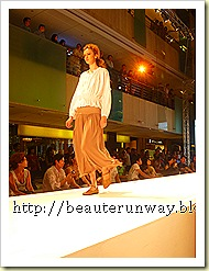 Muji Spring Summer Fashion Show