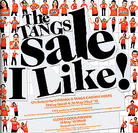 tangs may 12%