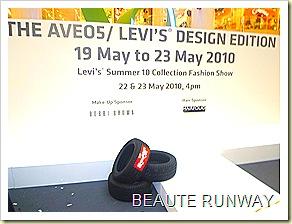 Aveo5 Levi's Design Editions Press Launch
