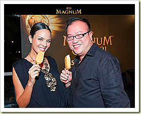 Magnum Gold Launch Party 02