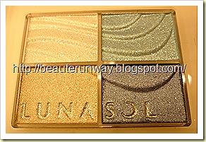 Lunasol nature summerblue 2010 collection