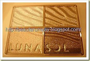 Lunasol nature summer beige 2010 collection