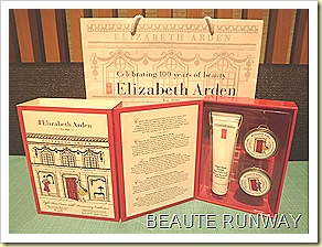 Elizabeth Arden 100th Anniversary Eight Hour Cream set
