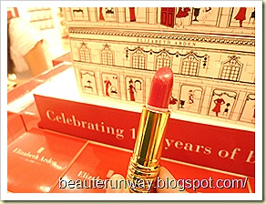 Elizabeth Arden 100th Anniversary lipstick