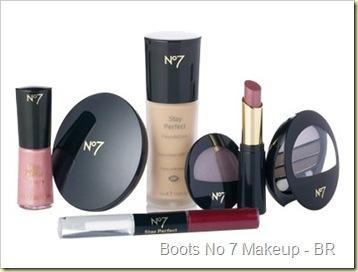 boots no. 7 makeup