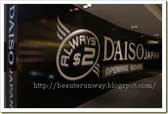 Daiso Japan Ion Singapore