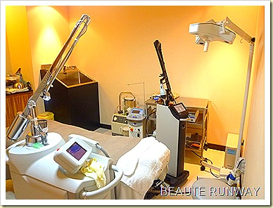 HealthTrends Laser Treatment Room
