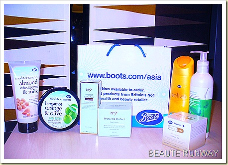 Boots.com best sellers