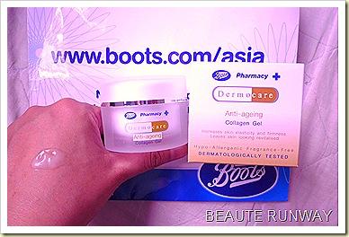 Boots Dermocare Anti-ageing Collagen Gel
