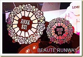 Anna Sui Eyeshadow and single compact