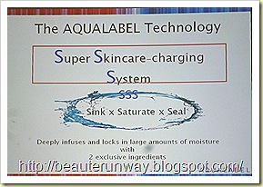 Aqualabel Technology