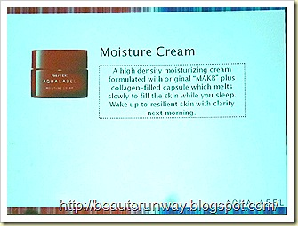 Aqualabel Moisture cream