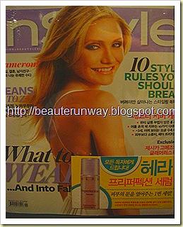 In Style Korean Magazine
