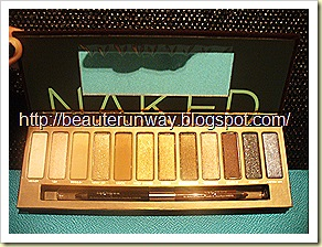 Urban Decay Naked Palette Sephora Singapore