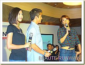dENiZEN Singapore Launch Sarah Wee