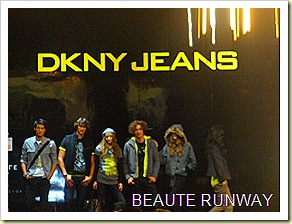 DKNY Autumn Winter 2010 Launch at Paragon