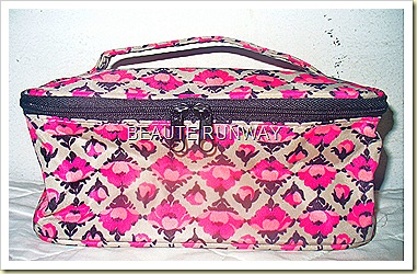 Paul & Joe vanity case AutumnWinter 2010 collection