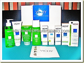 Vichy Normaderm Skincare Range