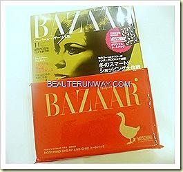 Moschino Cheap and Chic Bazaar Japan