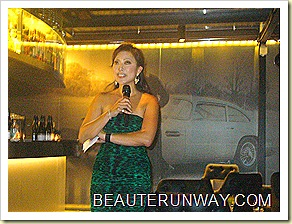 Ingrid Prasatya Aston Martin Club Lounge
