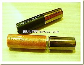 Lunasol Lip Gloss & Mascara