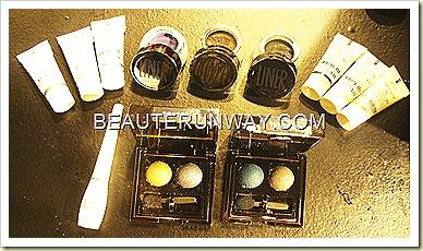 Topshop Eyeshadow, eye liner, gel liner, cream eyeshadow