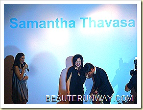 Samantha Thavasa Singapore Launch