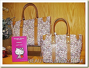 Samantha Thavasa Hello Kitty Liberty London