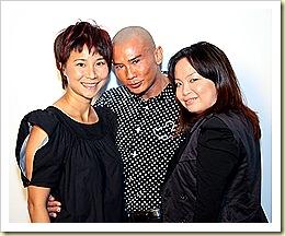 Christine Yong, GREGO, Jace Ang